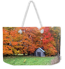 The Sugar Shack Weekender Tote Bag
