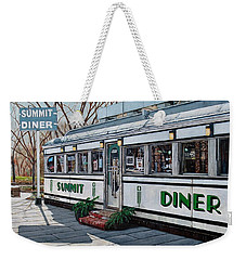 The Summit Diner Weekender Tote Bag