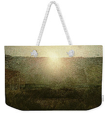 The Sun Weekender Tote Bag