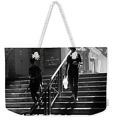 The Sunbeam Trilogy - Part 1 Weekender Tote Bag