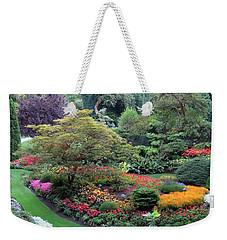 The Sunken Garden Weekender Tote Bag