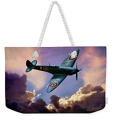 The Supermarine Spitfire Weekender Tote Bag