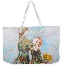 The Surprise Weekender Tote Bag