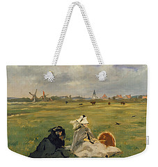 The Swallows Weekender Tote Bag by Edouard Manet
