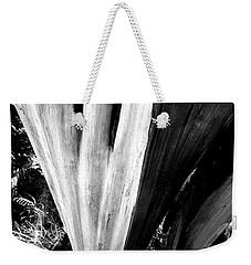 The Swoop Of Fallen Wood Weekender Tote Bag