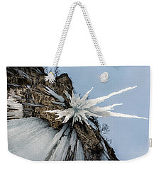 The Sword Of Damocles Weekender Tote Bag by Alex Lapidus