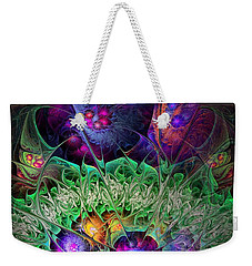 The Taiga Weekender Tote Bag by NirvanaBlues
