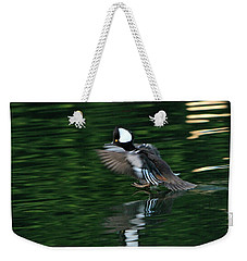 The Tail Drag Weekender Tote Bag by Shoal Hollingsworth