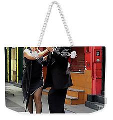 The Tango Weekender Tote Bag