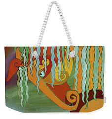 The Tao Of Intensity Weekender Tote Bag