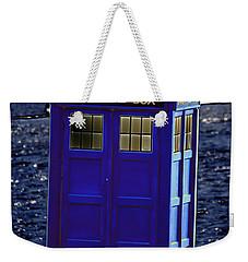 The Tardis Weekender Tote Bag