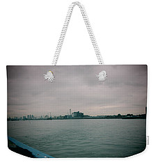 The Tate And Lyle From Woolwich Arsenal - London Weekender Tote Bag by Mudiama Kammoh