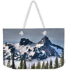 The Tatoosh, Washington, Usa Weekender Tote Bag