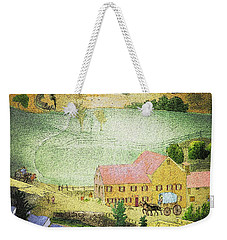 The Tavern Weekender Tote Bag