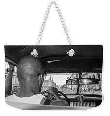 From The Taxi Weekender Tote Bag