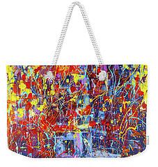 The Temple Weekender Tote Bag