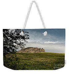 Italy, Calabria, Cimina,the Three Fingers Weekender Tote Bag