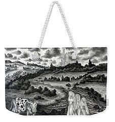The Three Ladies  Weekender Tote Bag