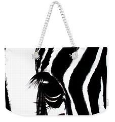 The Three Musketeers - Zebra Weekender Tote Bag
