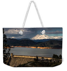 The Three Shasta's Weekender Tote Bag