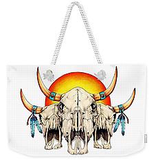 The Three Spirits Weekender Tote Bag