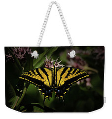 The Tiger Swallowtail Weekender Tote Bag