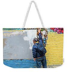 The Tigers Eye Weekender Tote Bag