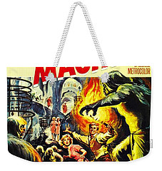 The Time Machine B Weekender Tote Bag