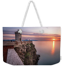 The Tiny Lighthouse Weekender Tote Bag