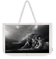 The Titans Weekender Tote Bag