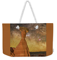 The Toadstool And The Core Weekender Tote Bag