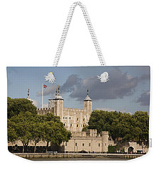 The Tower Of London. Weekender Tote Bag