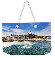 The Towers Of Narragansett  Weekender Tote Bag