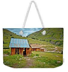 The Town Of Animas Forks Weekender Tote Bag