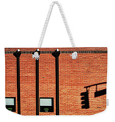The Traffic Light Intruder Weekender Tote Bag