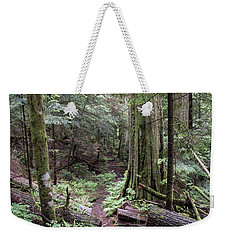 the Trail Weekender Tote Bag