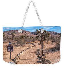 The Trailhead Weekender Tote Bag