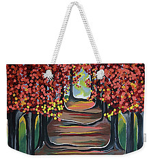 The Tranquility Of Nature Weekender Tote Bag