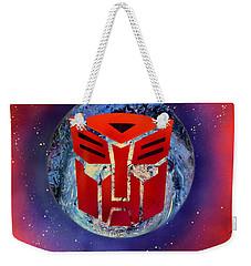 The Transformers Weekender Tote Bag