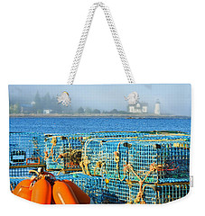 The Traps Weekender Tote Bag