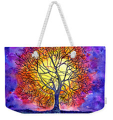 The Tree Of New Life Weekender Tote Bag