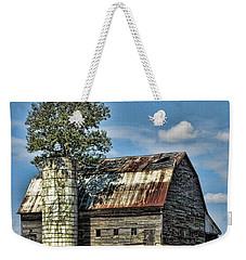 The Tree Silo Weekender Tote Bag