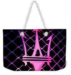 the Trident Weekender Tote Bag by George Pedro