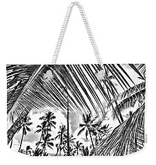 Weekender Tote Bag featuring the photograph The Tropics by DJ Florek