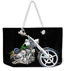 The True Love Of His Life Weekender Tote Bag