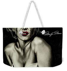 The True Marilyn Weekender Tote Bag