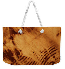 The Tulip Weekender Tote Bag by Cynthia Powell