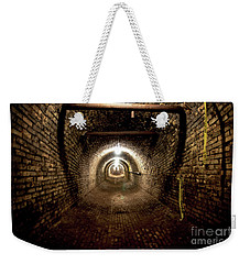 The Tunnel Weekender Tote Bag by Randall Cogle