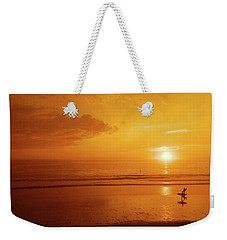 The Turning Tide Weekender Tote Bag