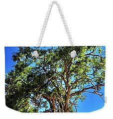 The Turtleback Tree Weekender Tote Bag